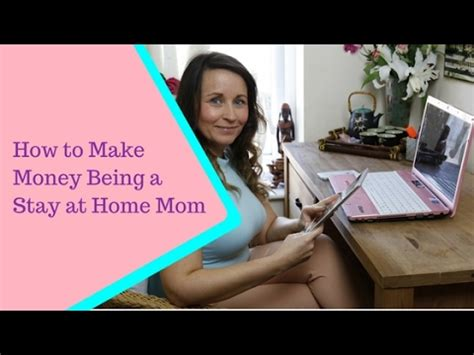 how to make money being a stay at home frefall
