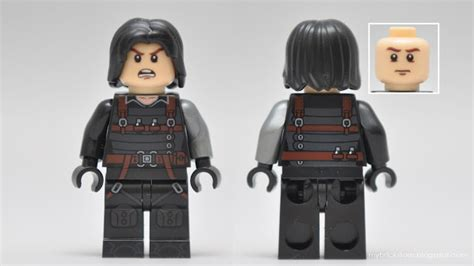 Lego Brick Decool Civil War Winter Soldier Minifigure Baru Lego my brick store sy296 set of 8 minifigures from marvel