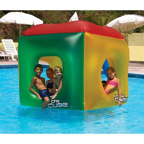 swimline the cube pool nt250 the home depot