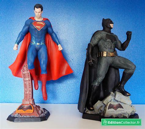 Figurine Batman Vs Superman deux 233 ditions collector pour batman vs superman