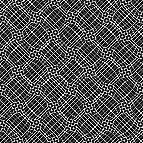 black and white mesh pattern vector hipster abstract geometry pattern mesh black and