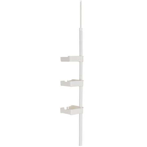 ldr industries shower caddy adjustable tension pole 3