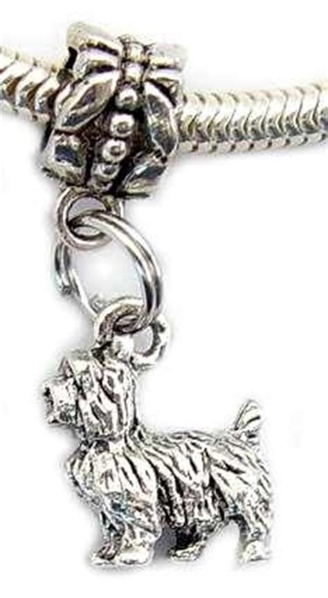 yorkie charm 17 best images about pandora on mothers terrier and