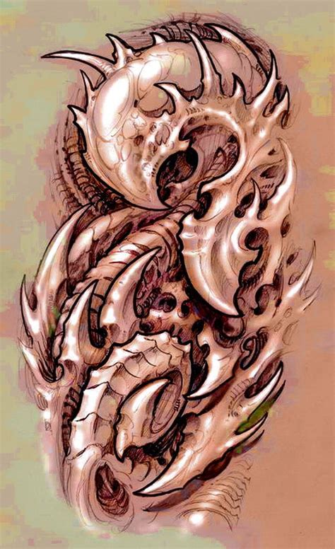 biomechanical tattoo flash books 17 b 228 sta bilderna om biomech p 229 pinterest