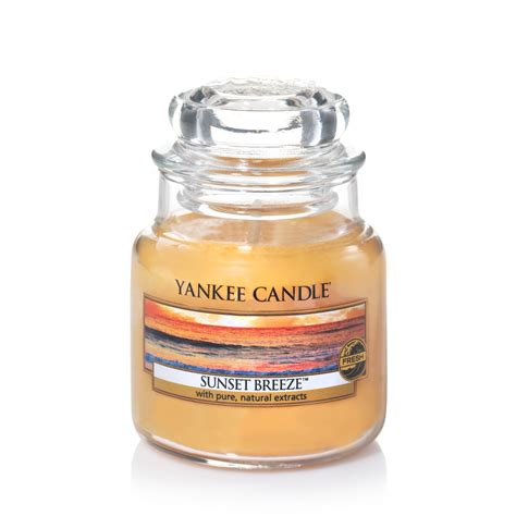 Wedding Anniversary Yankee Candle by Yankee Candle Sunset Small Jar