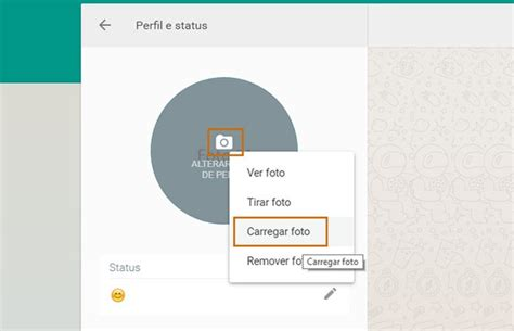 imagenes para whatsapp medidas como trocar a foto de perfil do whatsapp web no pc dicas