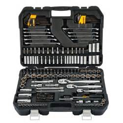 home depot mechanic tools dewalt mechanics tool set 200 for 99 home depot