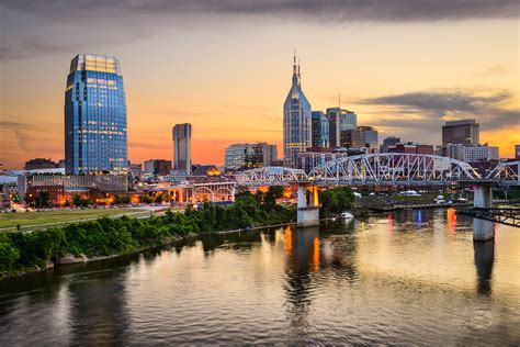 hottest job markets in us nashville tops zillow s list of hottest housing markets in