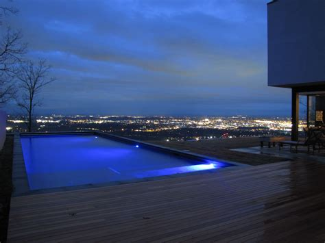 atlanta pool builder custom pool patio led lighting
