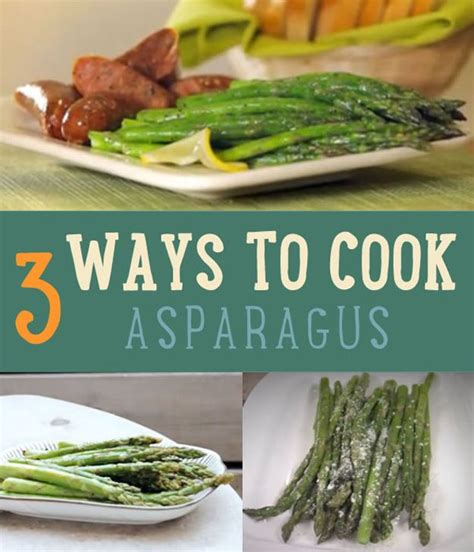 best 25 how to cook asparagus ideas on pinterest