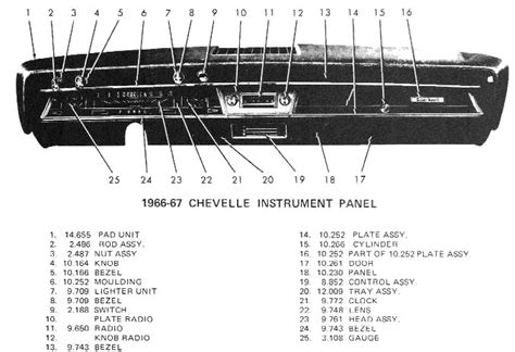 wiring diagram for 66 chevelle get free image about