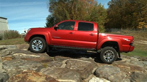 honda truck lifted 2005 2014 toyota tacoma quick take consumer reports