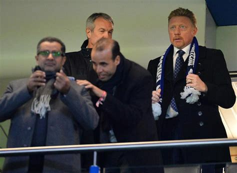 chelsea headhunters chelsea news boris becker protests innocence after tennis