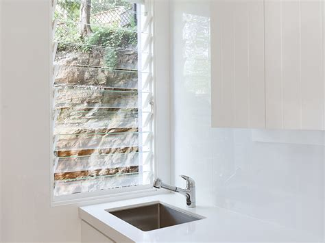 bathroom louvre windows louvre windows in bathrooms laundries australia