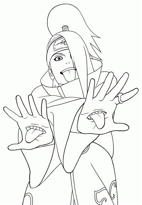 naruto manga coloring pages naruto shippuden coloring pages coloringpagesabc com