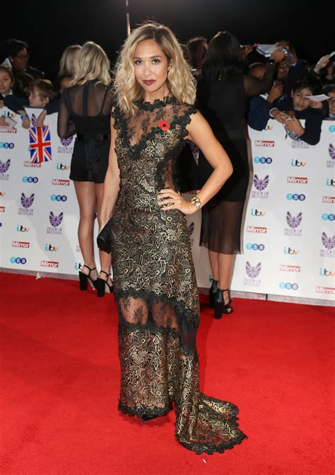 Carpet Myleene Klass At Mayfair Personality Of The Year Event by Pride Of Britain Awards Carpet Arrivals Zimbio