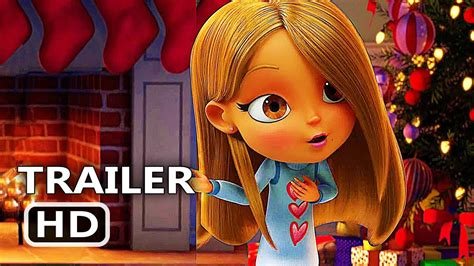 best animated movies 2017 all i want for christmas is you official trailer 2017
