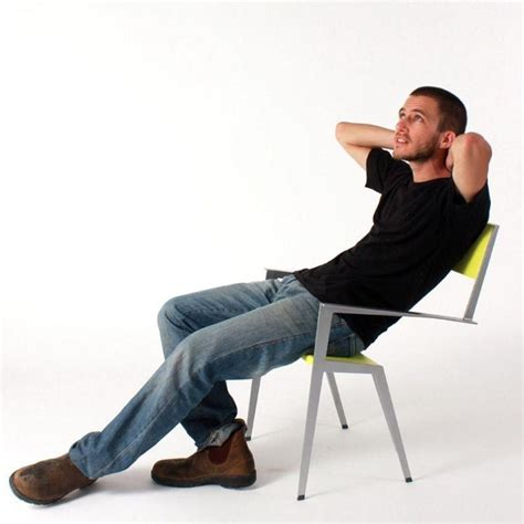 The Most Comfortable by The Most Comfortable Chair From Shmuel Bazak
