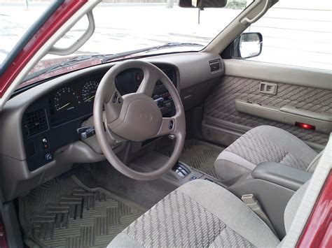 1990 Toyota 4runner Interior by 1994 Toyota 4runner Interior Pictures Cargurus
