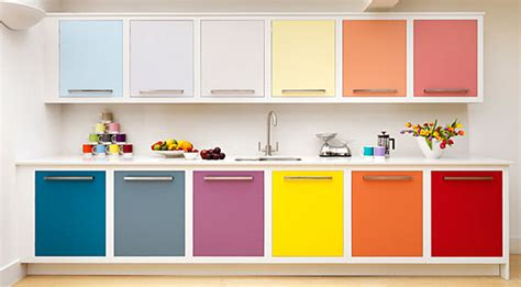 Colorful Kitchen Cabinets by Colorful Kitchen Cabinets