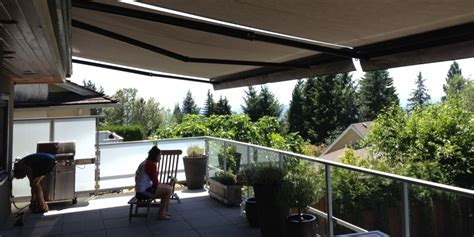 retractable awning installation retractable patio awnings vancouver bc