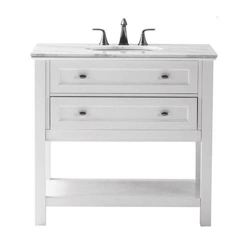 Home Depot Bathroom Vanity Tops Home Decorators Collection Austell 37 In W X 22 In D