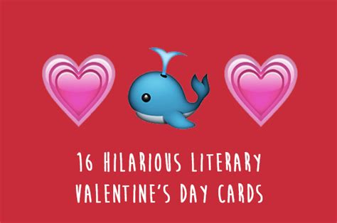 buzzfeed valentines cards 16 hilarious literary s day cards