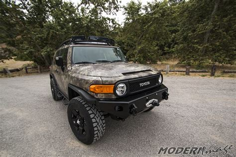 fj cruiser car kryptek camo car wrap fj cruiser modern image