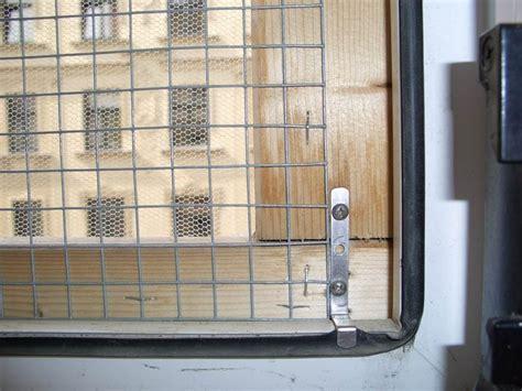 Fenstergitter Selber Machen by Wie Fenster Sichern Ohne Bohren Katzen Forum