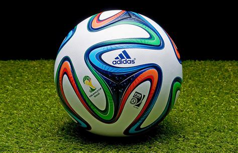 soccer world cup design dautore adidas reveals the brazuca a world