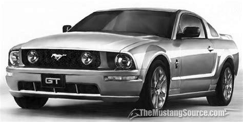 2005 Mustang Gt The Mustang Source