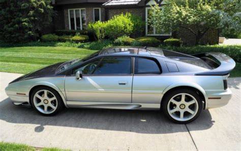 how to work on cars 1997 lotus esprit electronic valve timing sell used 1997 lotus esprit v8 twin turbo low mileage in