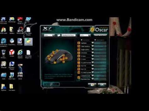 Mouse Macro Razer X7 a4tech x7 f6 macro mouse sekmeme qq taarruz ve sniper