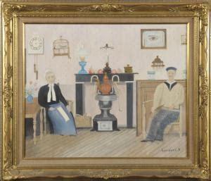 Deker Victor Sp172 Original les prix et les estimations des œuvres victor lecossois