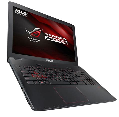Laptop Gaming Asus N46vm I5 buy asus rog g552vw 15 6 quot i5 gaming laptop dealwith 128gb ssd and 12gb ram at evetech co za