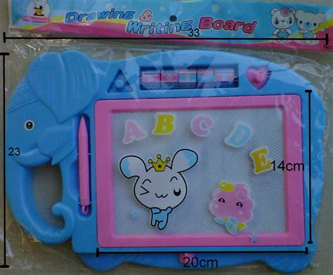 Magic Clothing Board Papan Lipat Baju Praktis jual drawing writing board magic board papan tulis uf uf store