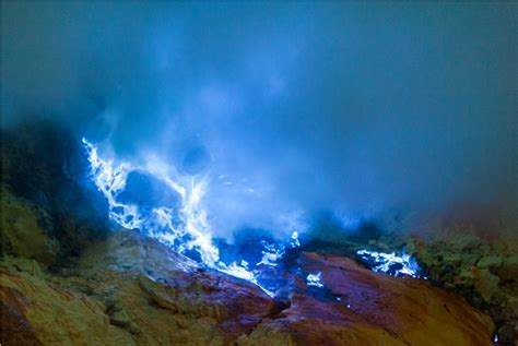 Ijen Crater Tour From Bali Ubud   IJEN CRATER, IJEN BLUE