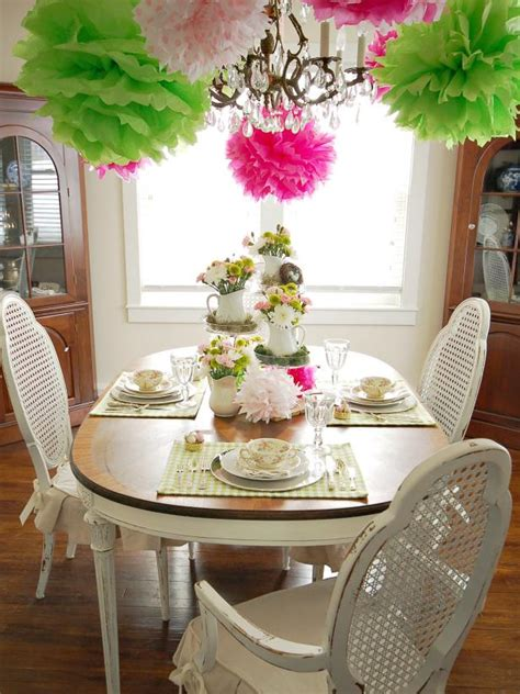 18 colorful spring bouquets home decoration ideas 2015 colorful spring table setting hgtv