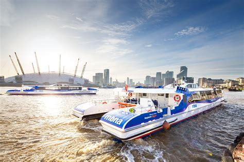thames clipper o2 timetable london s first highway part 2 the surprising success of