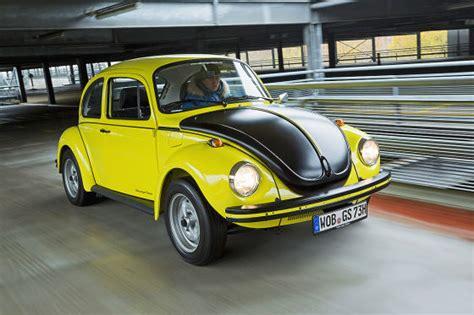 Auto Bild Sportscars Ausgabe 4 2013 by Gegen 252 Berstellung Vw Beetle Gsr 2013 Und Vw 1303 S Gsr