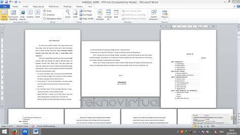cara membuat satu halaman landscape di word 2010 cara membuat salah satau halaman atau lebih menjadi