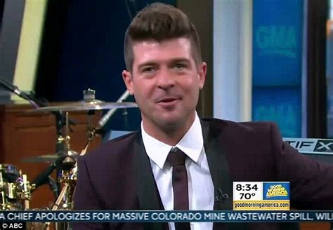 Paulas Tough by Robin Thicke S With Helped Him Regain Perspective
