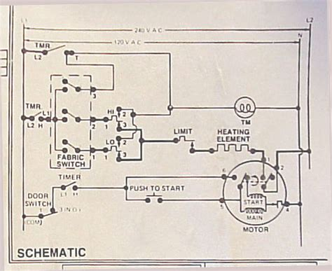 huebsch dryer wiring diagram 28 wiring diagram images