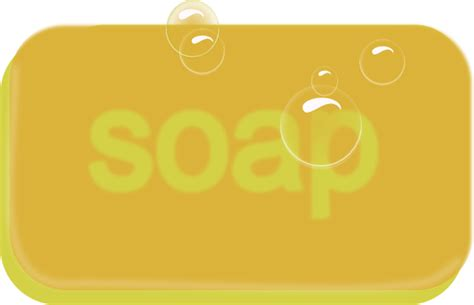 soap clipart bar of soap clip at clker vector clip