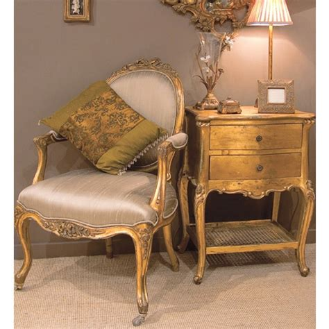 gold bedroom chair versailles mummy gold nursing chair french bedroom company