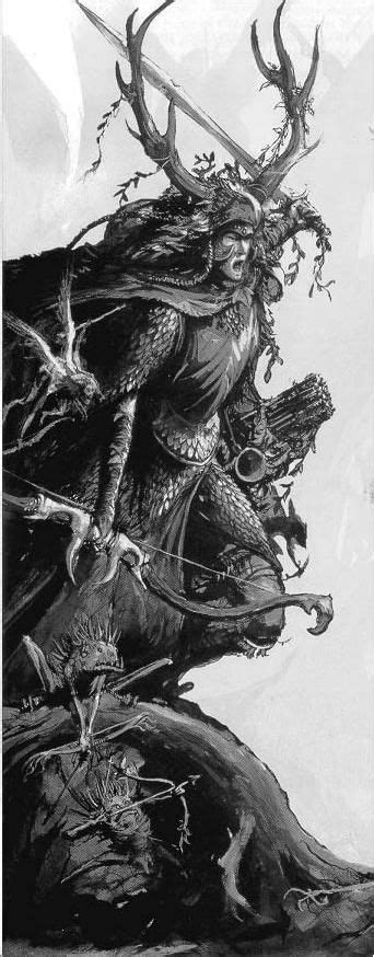 172 best Wood elves images on Pinterest | Elves, Warhammer