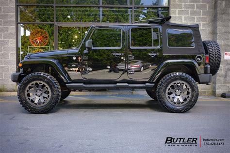 black jeep wheels jeep wrangler custom wheels black rhino warlord 20x et