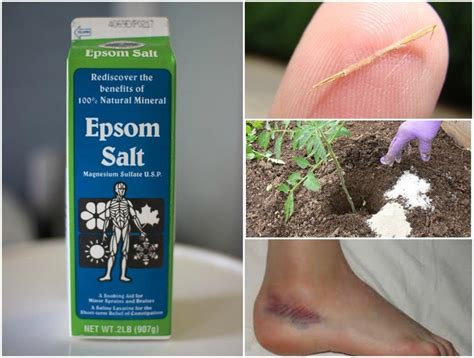 Does Mag Chloride Detox Like Epsom Salts by 20 Mind Blowing Reasons Why Epsom Salt Should Be In Every Home