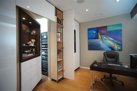premier group modern home theater indianapolis