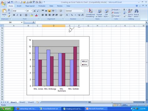 tutorial on excel charts and graphs weimarology learning excel